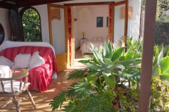 Tinache Terrace to Bedroom