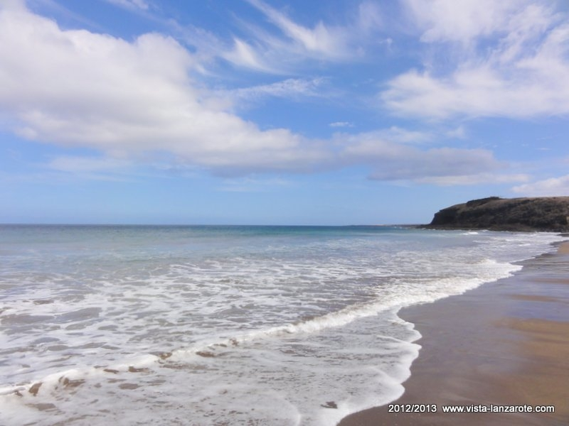 Arrieta Strand La Garita - Tagesausflug Lanzarote