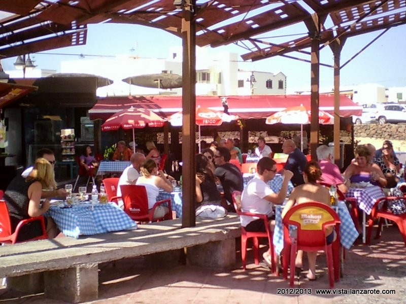 Strandbar La Garita