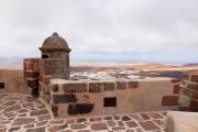 Castillo Santa Barbara Teguise 17