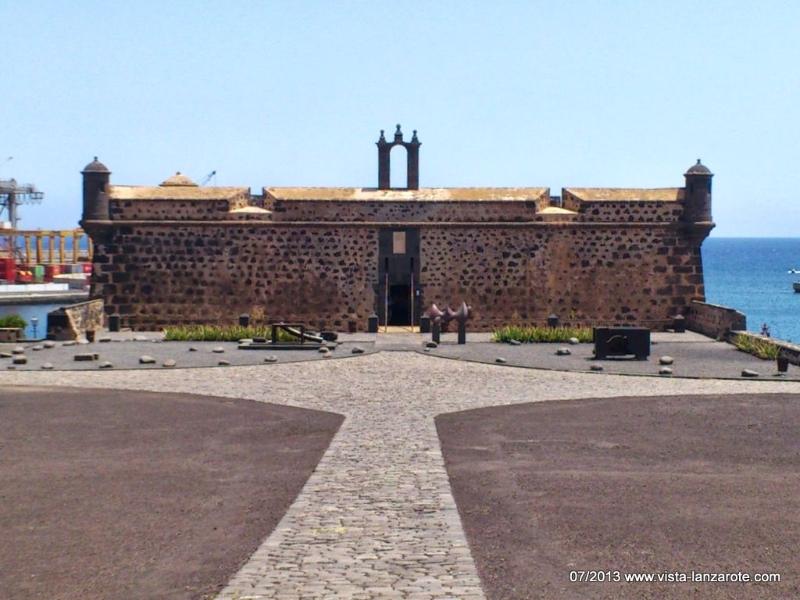 Castillo San José Arrecife
