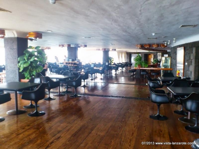 Restaurant Castillo San José Arrecife