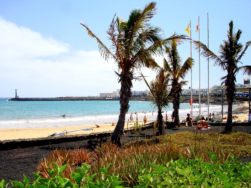 Costa Teguise Playa Las Cucharas