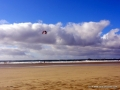 Kite Surfer am Famara Strand