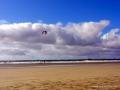 Kite Surfer am Famara Strand