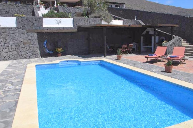 Ferienwohnung in La Asomada