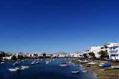 Charco de San Gines in Arrecife