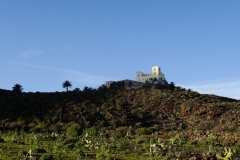 Burg La Torrecilla bei Ye