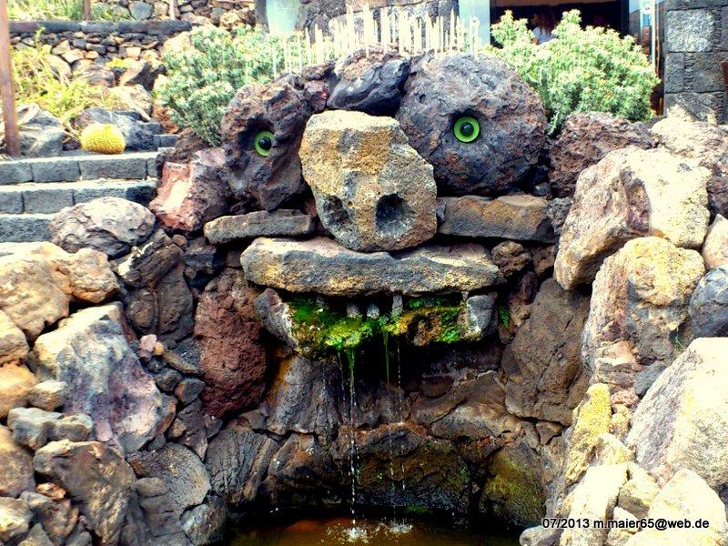 Kaktusgarten Guatiza Jardín de Cactus