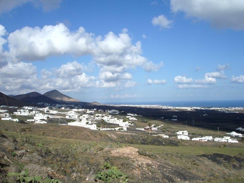 La Asomada auf Lanzarote