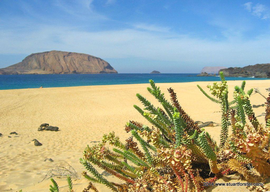 Playa La Conja La Graciosa