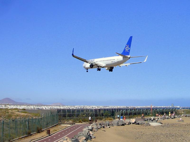 Lanzarote Flughafen