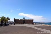 Castillo de san Jose Arrecife