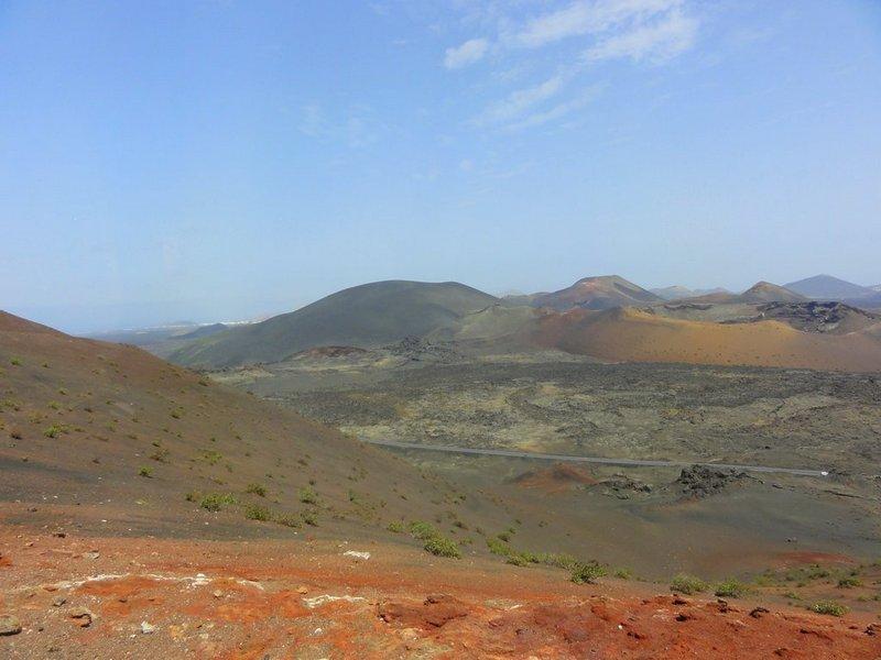 Feuerberge - Timanfaya Nationalpark