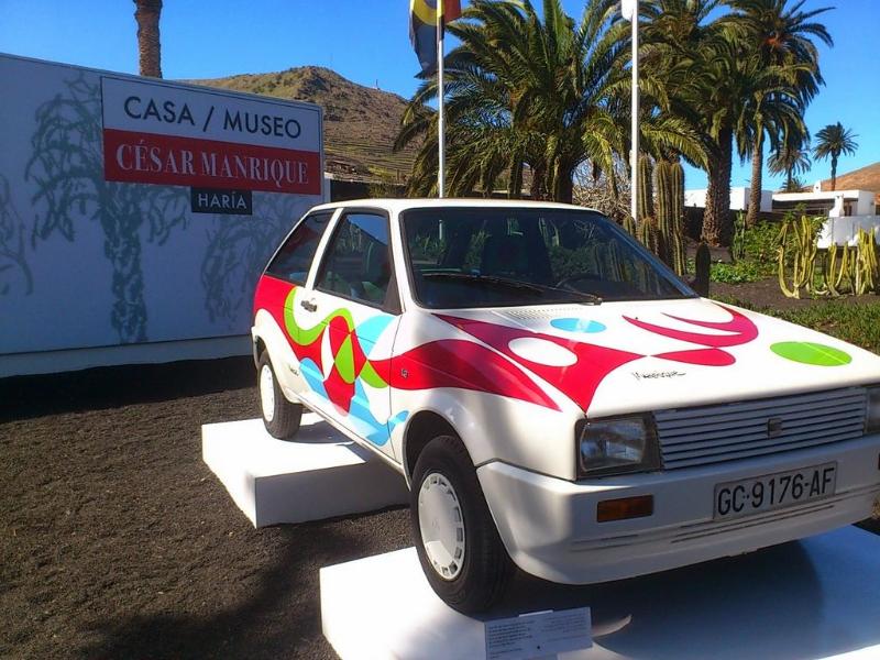 Museo César Manrique Haria