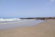 Strand bei Orzola
