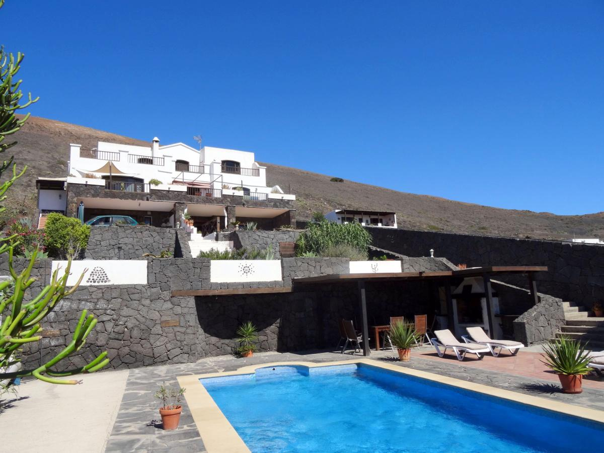 Studio Oasis de La Asomada mit tollem Meerblick in La Asomada