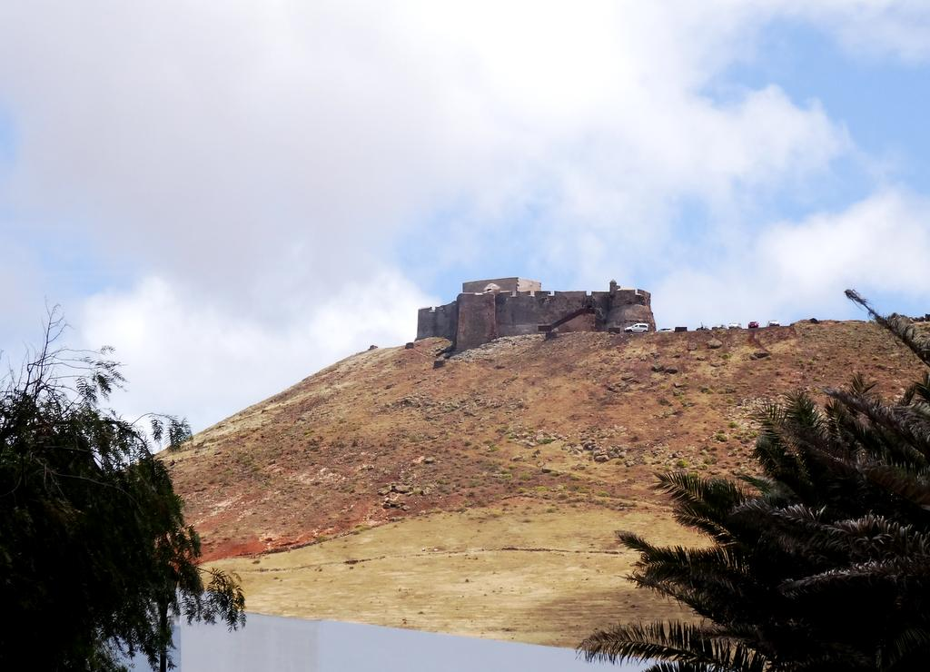 Castillo Santa Barbara bei Teguise