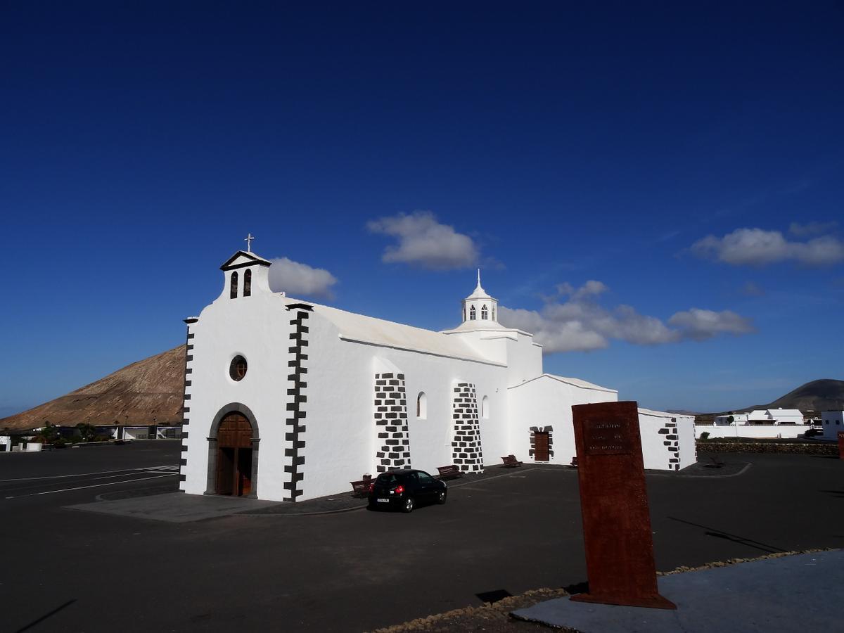 Wallfahrtskirche Señora de los Dolores, Mancha Blanca