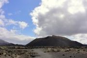 Vulkan Wanderung Rabenkessel Tinguaton
