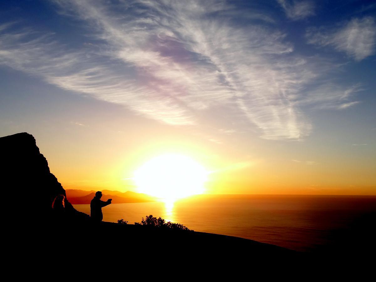 Freizeit und Sport auf Lanzarote - Wanderung Lanzarote 1