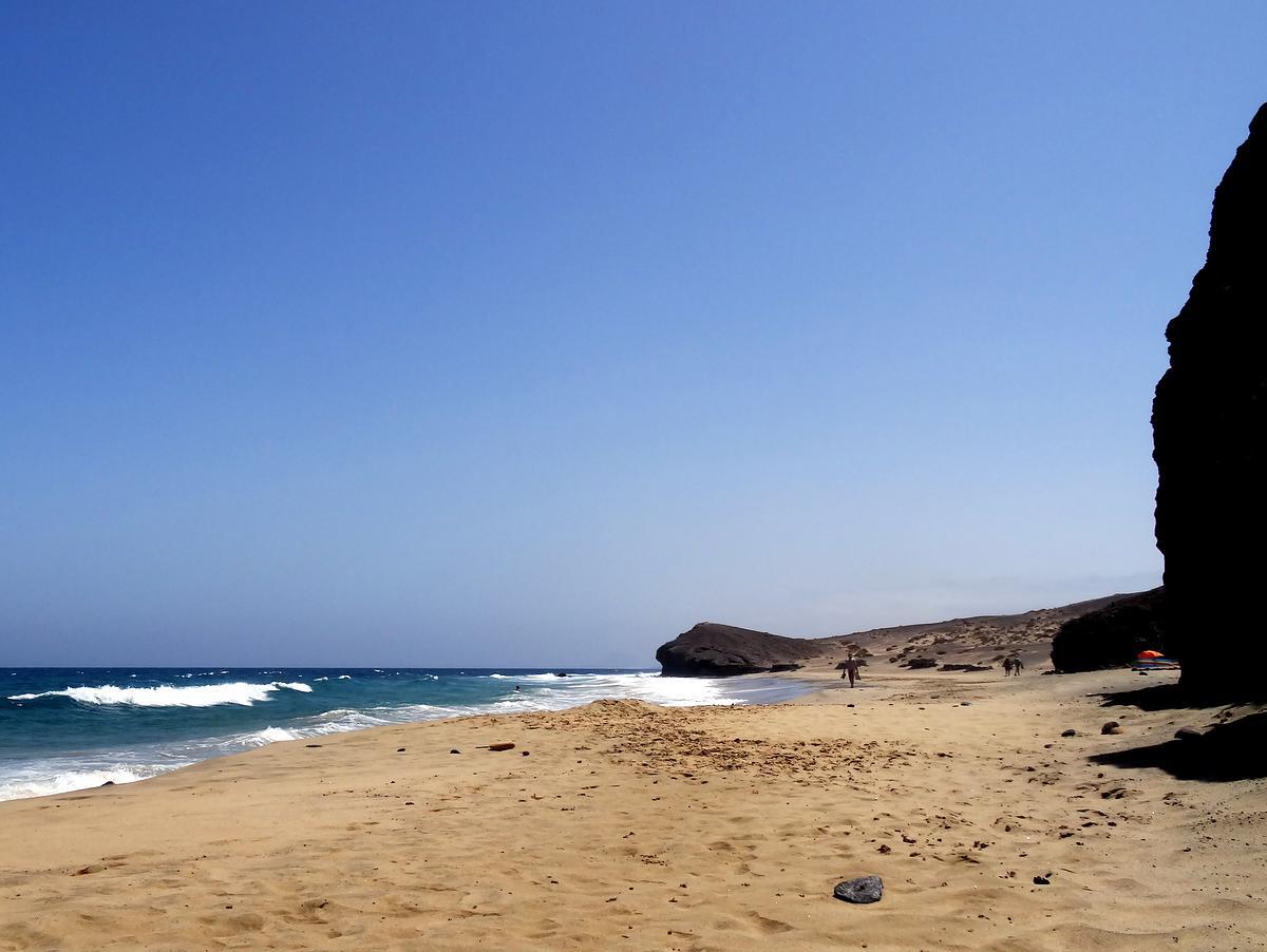 Wanderung Lanzarote Papagayo Strand