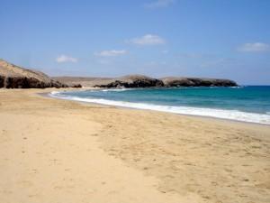 Papagayo Strand Lanzarote