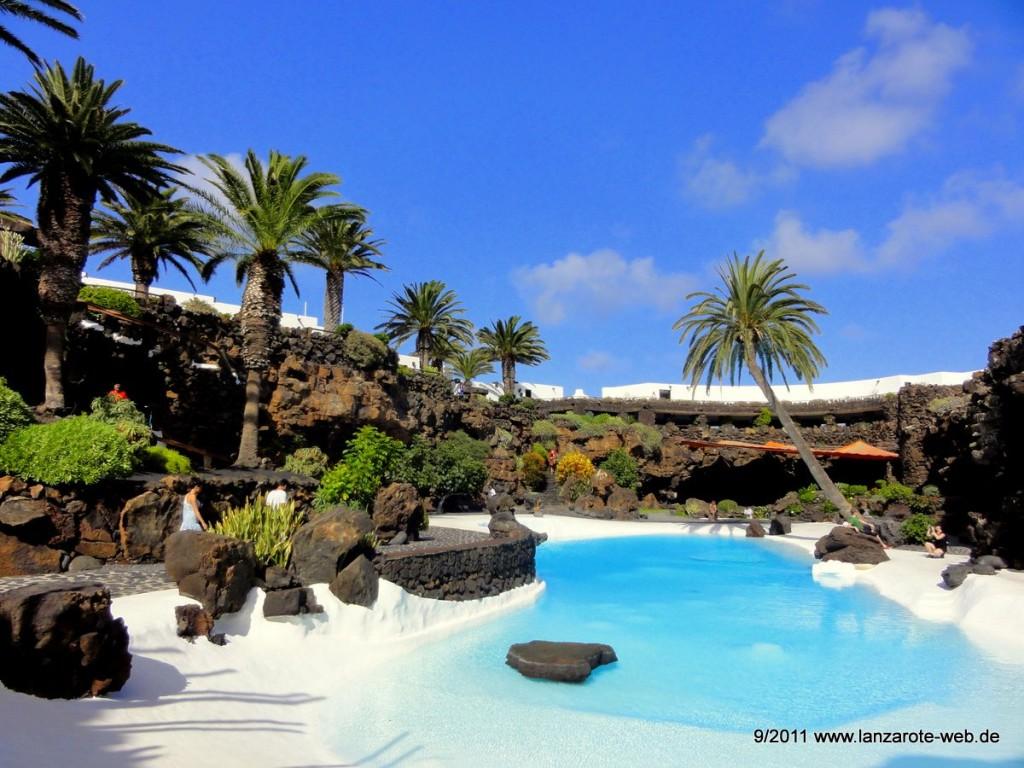 Geführte Inseltour Lanzarote - Jameos del Agua