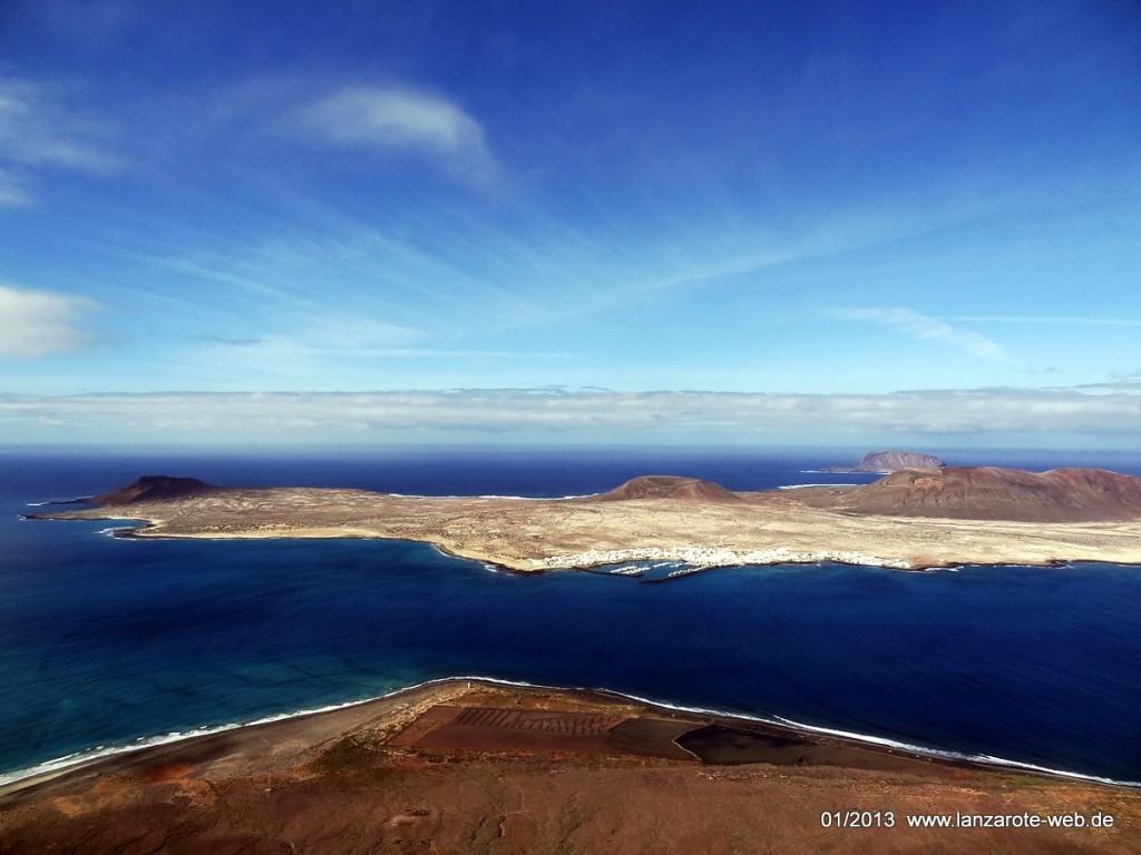 Private Inseltour Lanzarote - Mirador del Rio