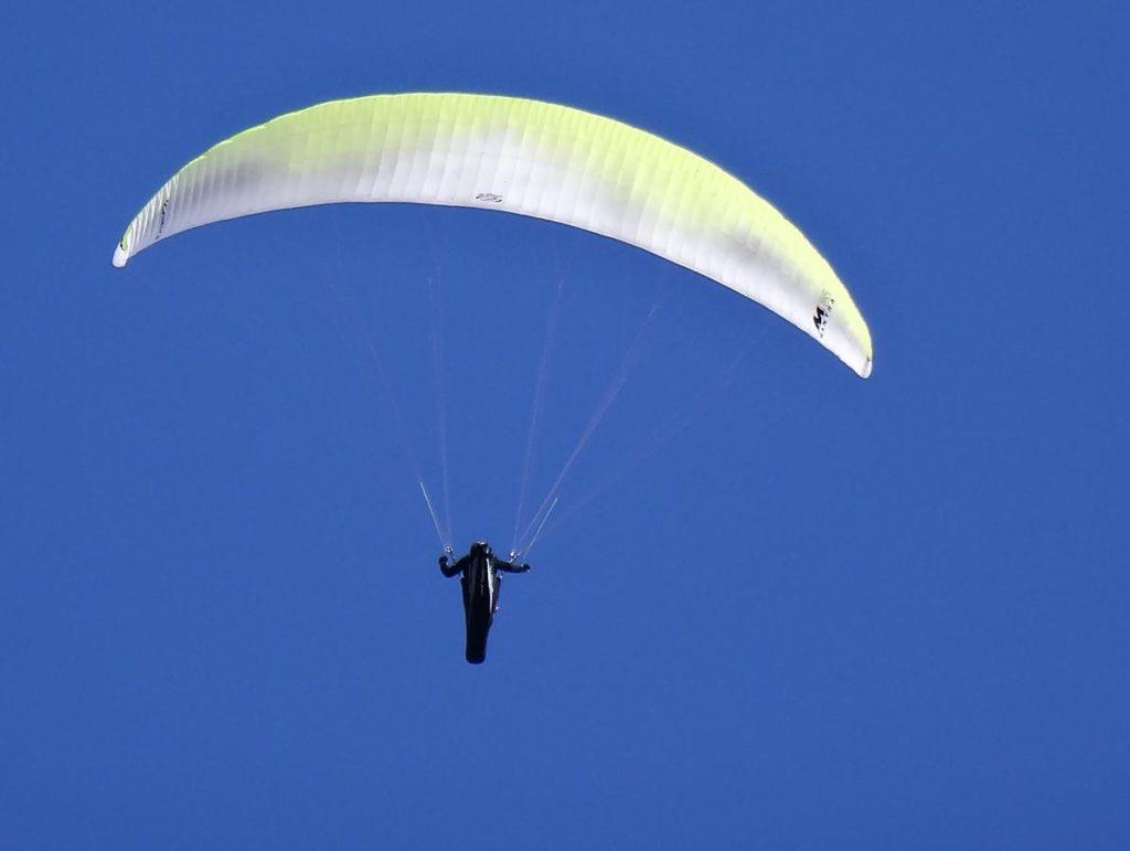 Drachenfliegen auf Lanzarote
