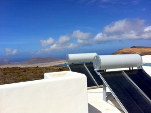 Solaranlagen Lanzarote