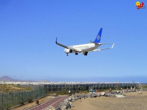 Life Webcam Flughafen Arrecife ACE