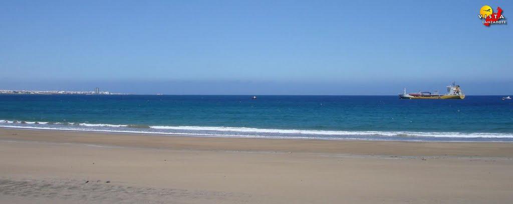 Playa Guacimeta Strand 3
