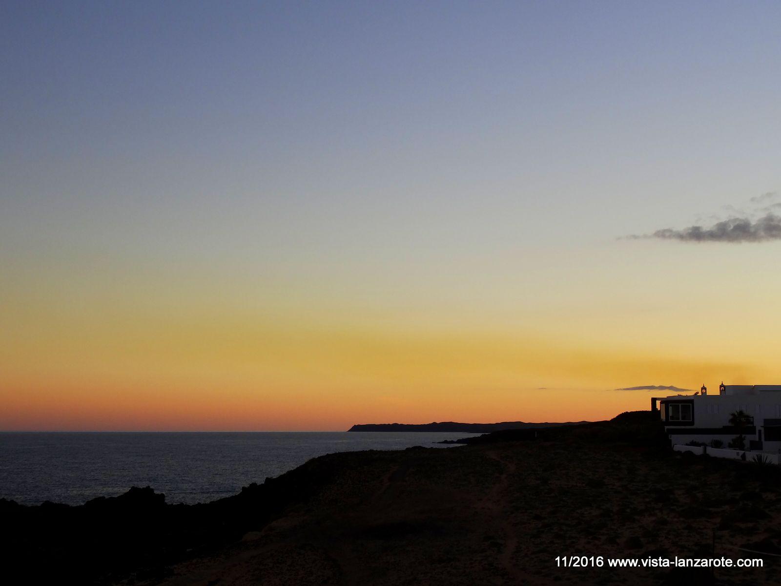 romantische Strände Lanzarote Charco del Palo