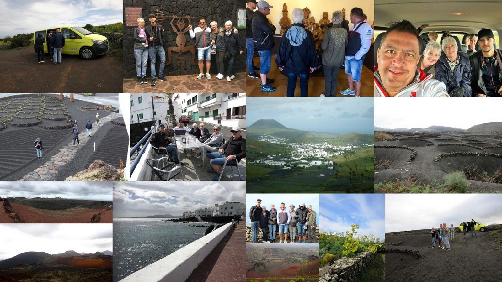 Lanzarote Inseltour