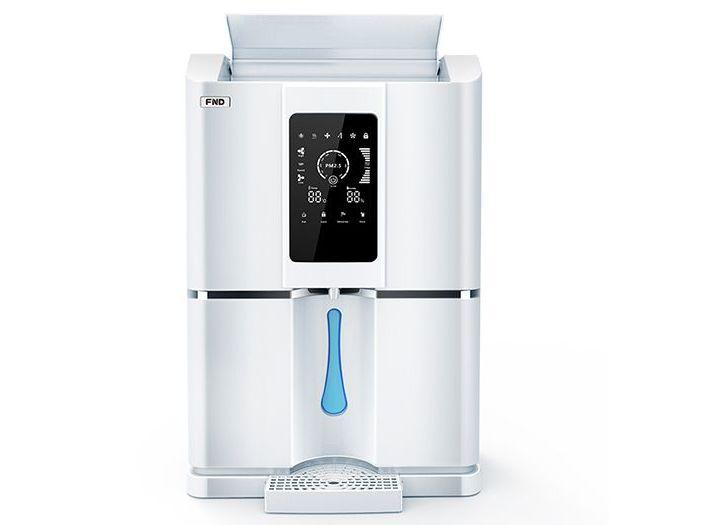 Acquarias F20 bis 20 Liter Trinkwasser aus der Luft  pro Tag