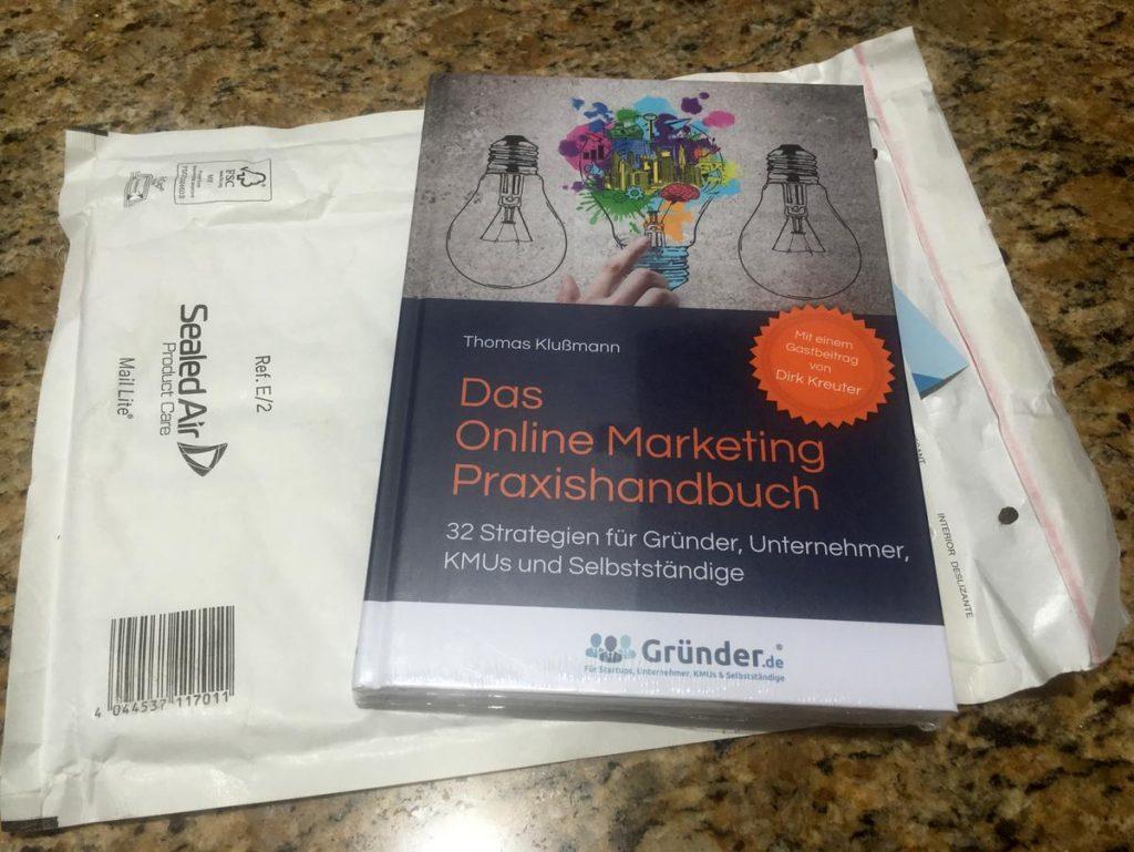 Gratis Bestseller das Onlinemarketing Praxis Handbuch