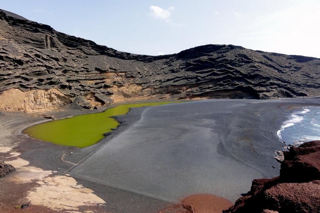 El Golfo und die grüne Lagune
