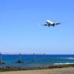Flughafen Arrecife Touristenzahlen Lanzarote 2017