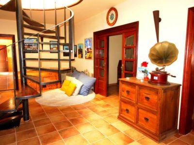 Eingangshalle von Luxusvilla in La Asomada
