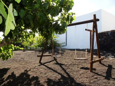 Spielplatz von Luxusvilla in La Asomada