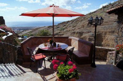 Aussicht von Castillo Lanzarote I