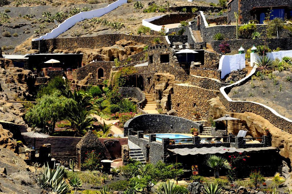 Castillo Lanzarote Gesamtansicht